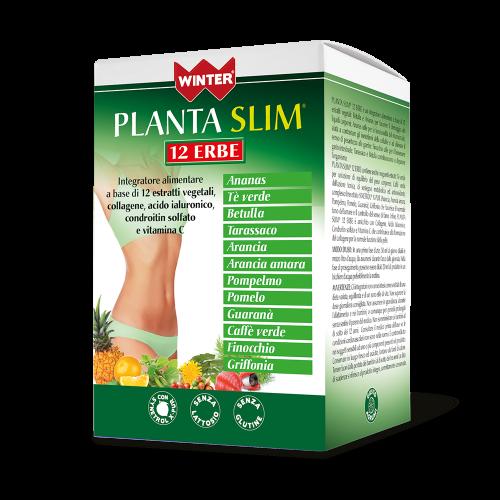 Planta Slim® 12 Erbe Depurazione Winter