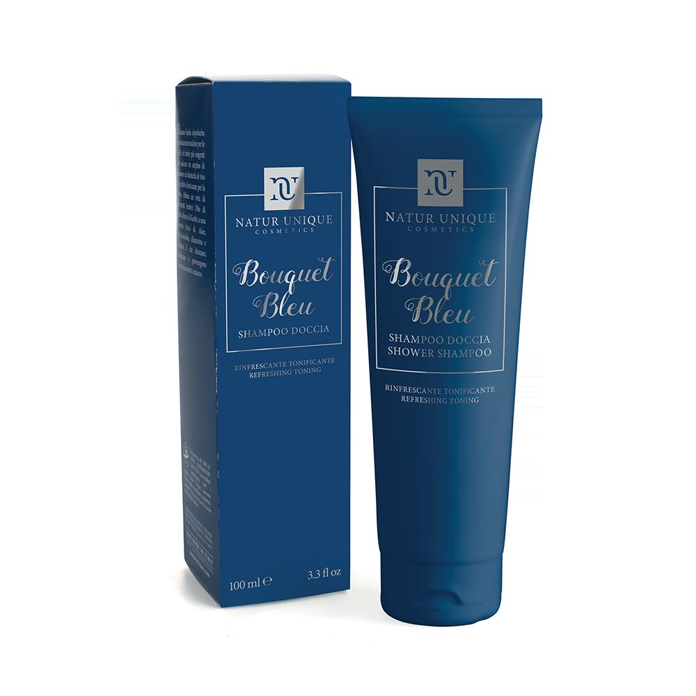 Shampoo Doccia Bouquet Bleu Bagno e doccia Natur Unique