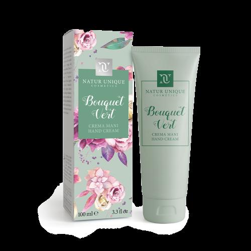Crema Mani Bouquet Vert Mani e Piedi Natur Unique