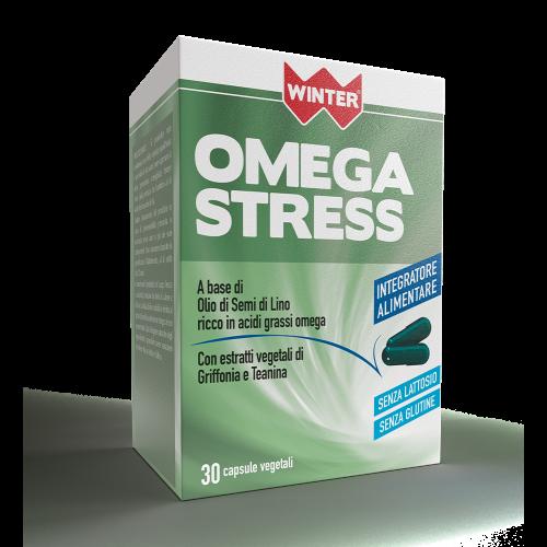 Omega Stress Tono dell'umore e vitalità Winter