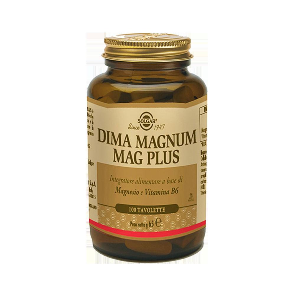 Dima Magnum MAG Plus Home Solgar