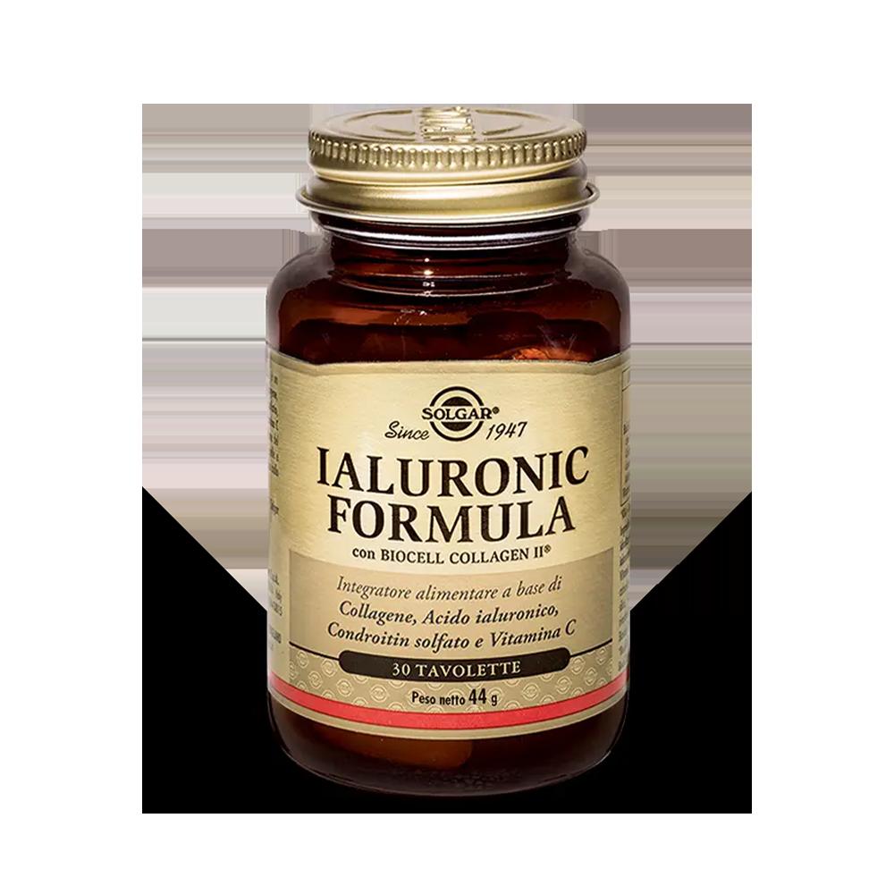 Ialuronic Formula Antiossidanti e antiradicali liberi Solgar