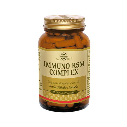 Immuno RSM Complex Difese immunitarie Solgar