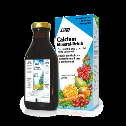 Calcium Mineral Drink Benessere ossa e denti Salus
