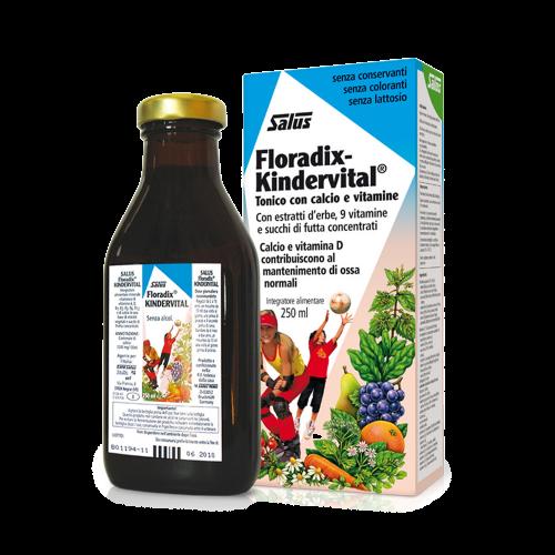 Floradix-Kindervital® Formula Classica Benessere dei bambini Salus