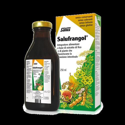 Salufrangol 250 ml Regolarità intestinale Salus