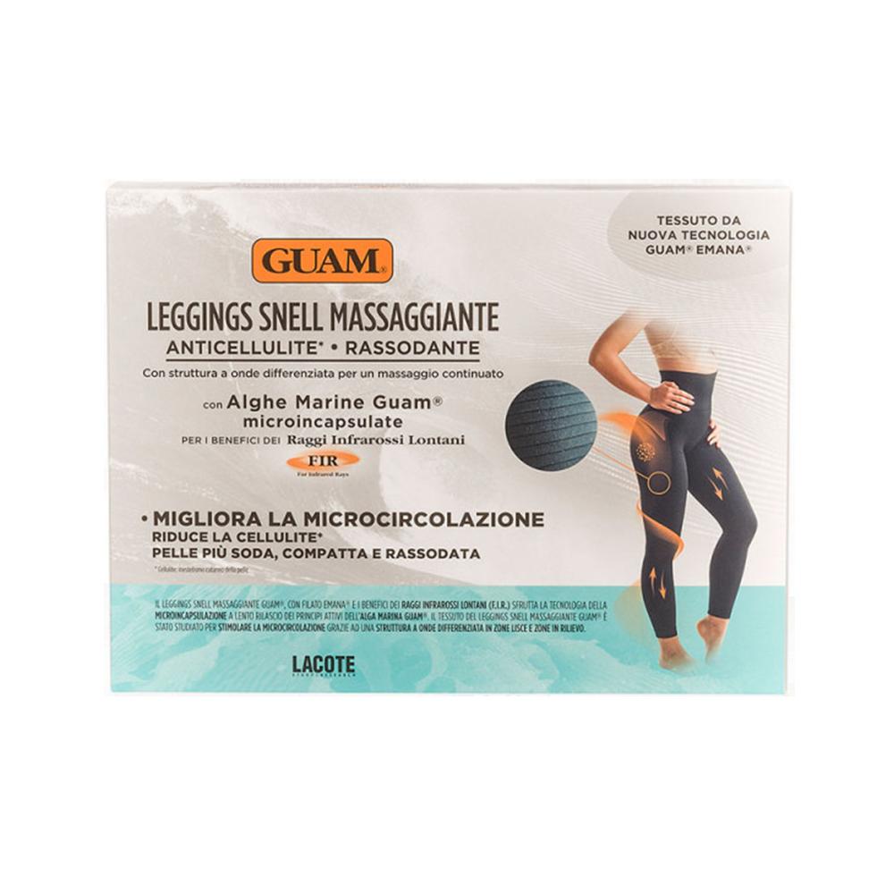 Leggings Massaggiante Alghe Guam Taglia L - XL Benessere da indossare Guam