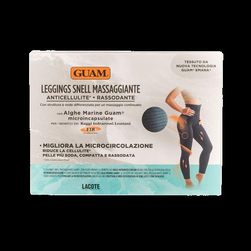 Leggings Massaggiante Alghe Guam Taglia XS - S Benessere da indossare Guam