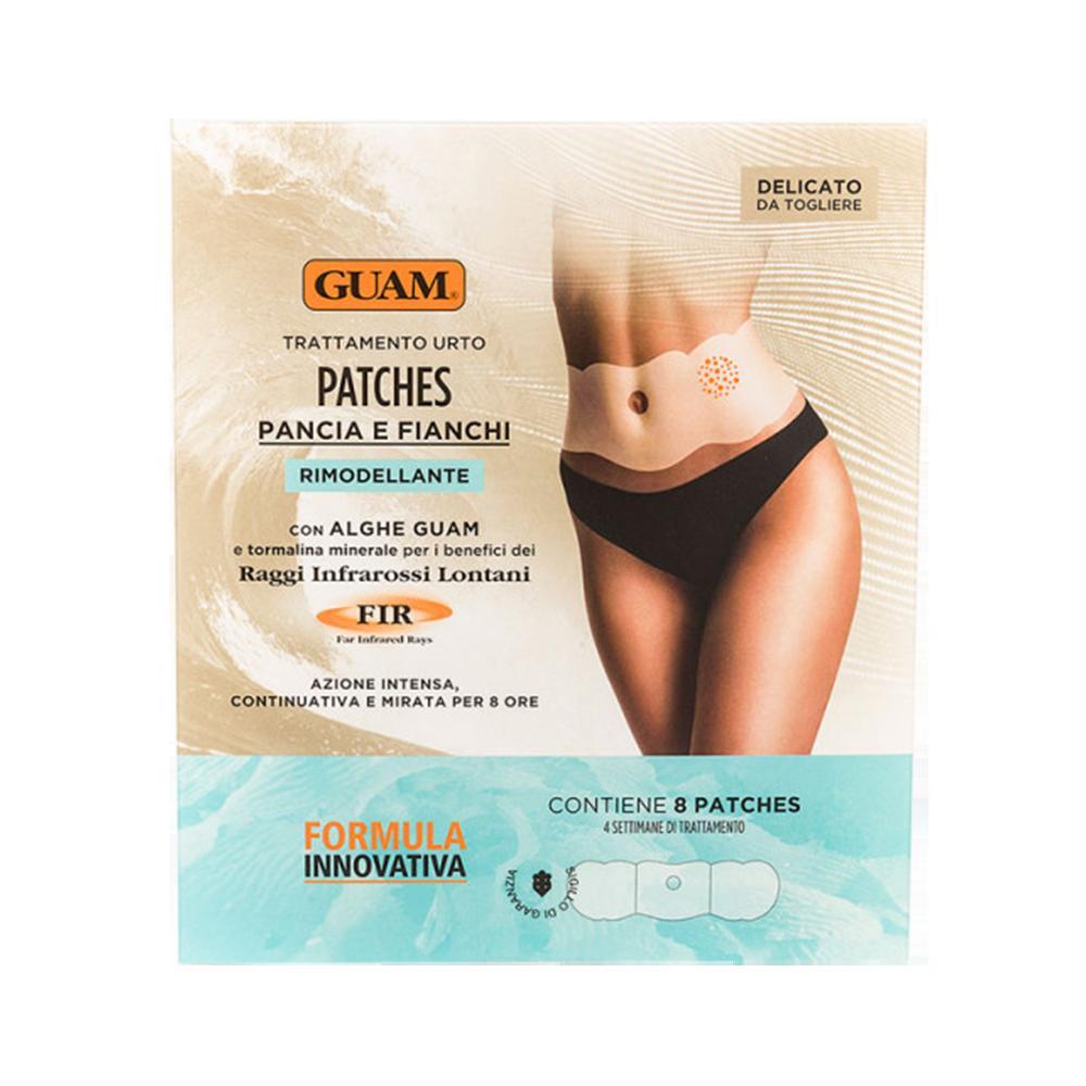 Patches Pancia e Fianchi Rimodellante Benessere da indossare Guam
