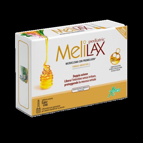 Melilax Pediatric per lattanti e bambini Benessere dei bambini Aboca
