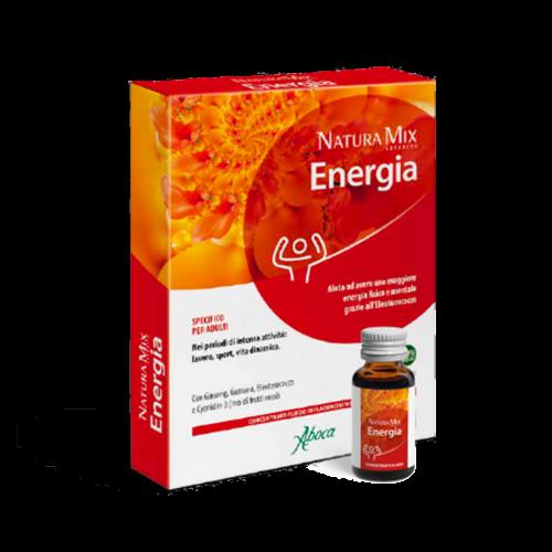 Natura Mix Advanced Energia Concentrato Fluido Tonici e recupero fisico Aboca