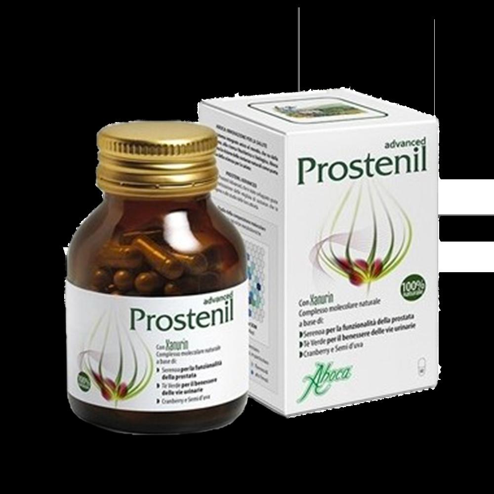 Prostenil Advanced Integratori alimentari Aboca