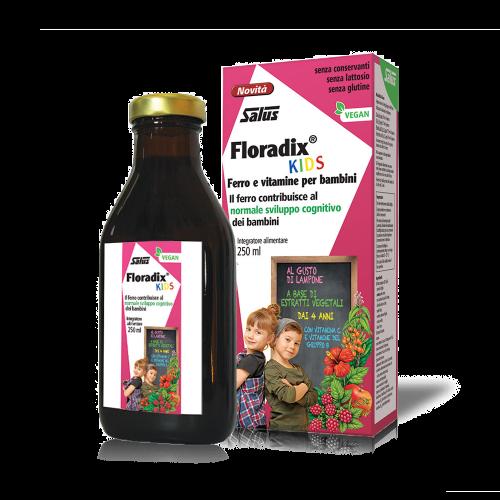 Floradix Kids® Benessere dei bambini Salus