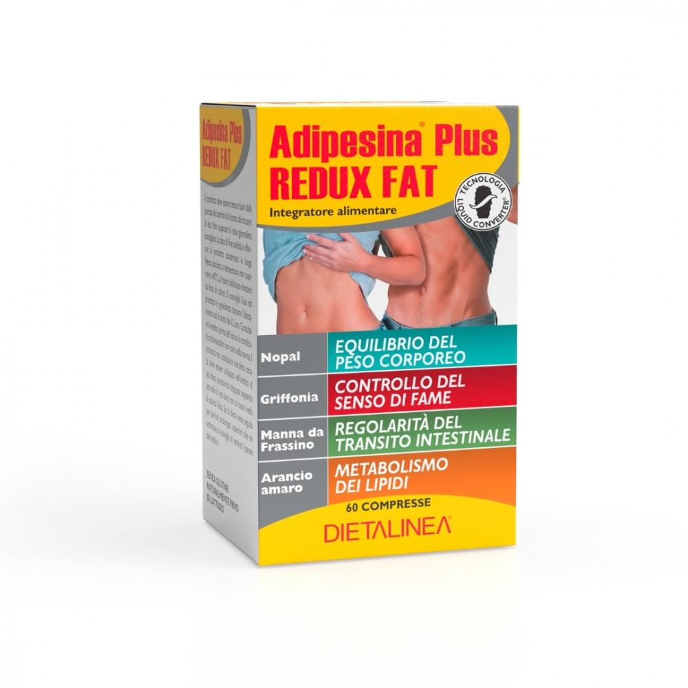 Adipesina Plus Redux Fat Equilibrio del peso Dietalinea