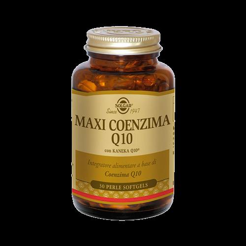 Maxi Coenzima Q10 Benessere per cuore e circolazione