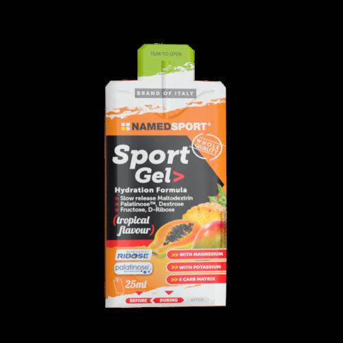 Sport Gel Tropical Integratori per lo sport Named Sport