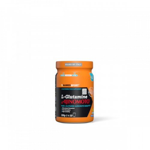 L-Glutamine 250ml Integratori per lo sport Named Sport