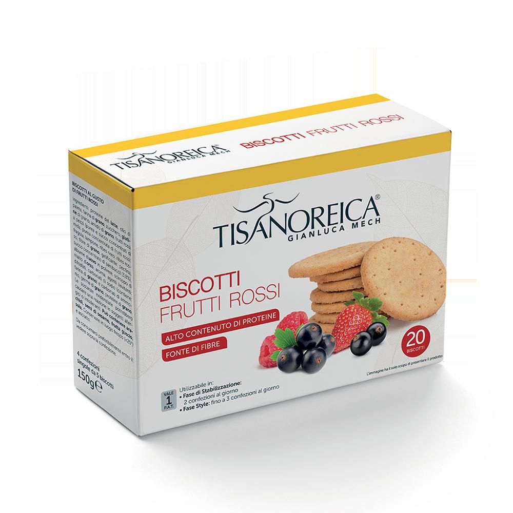 Biscotti ai Frutti Rossi Mech Tisanoreica Mech Tisanoreica