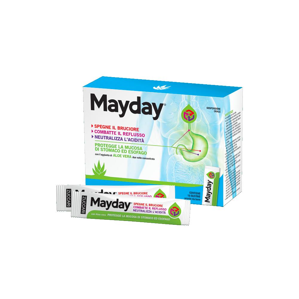 Mayday Digestione Zuccari