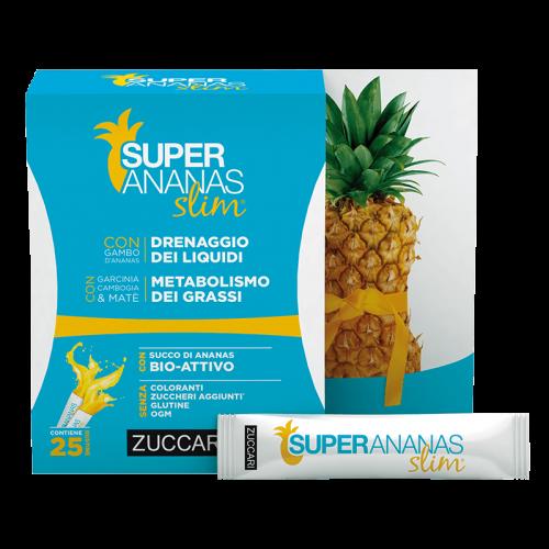 Super Ananas Slim Drenaggio liquidi corporei Zuccari