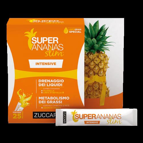 Super Ananas Slim Intensive Equilibrio del peso Zuccari