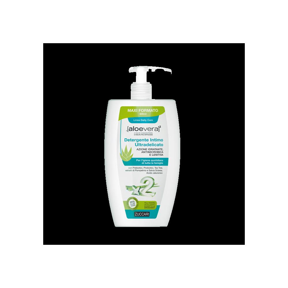 Detergente Intimo Ultradelicato Aloe Vera Home Zuccari