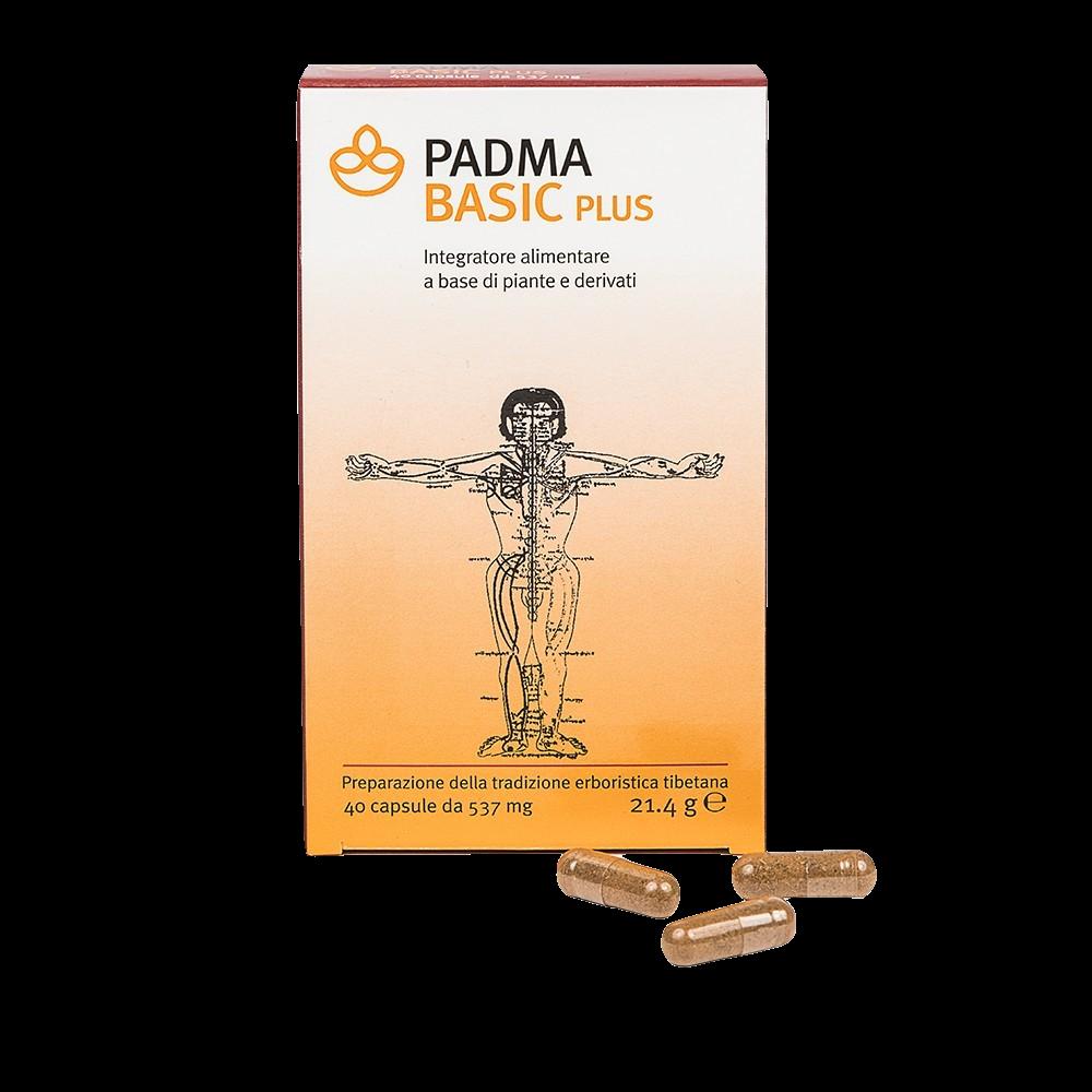 Padma Plus 40 Integratori alimentari Cosval