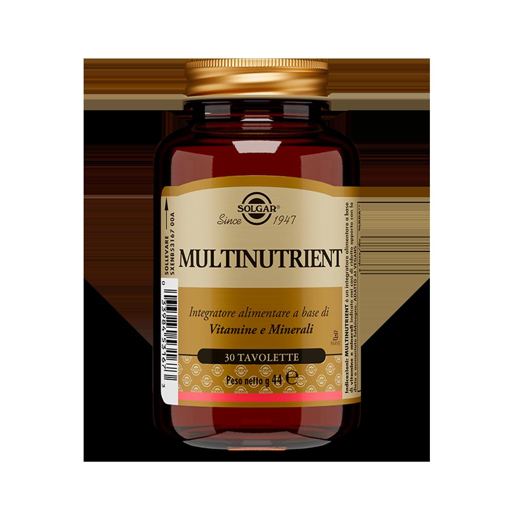 Multinutrient Home Solgar