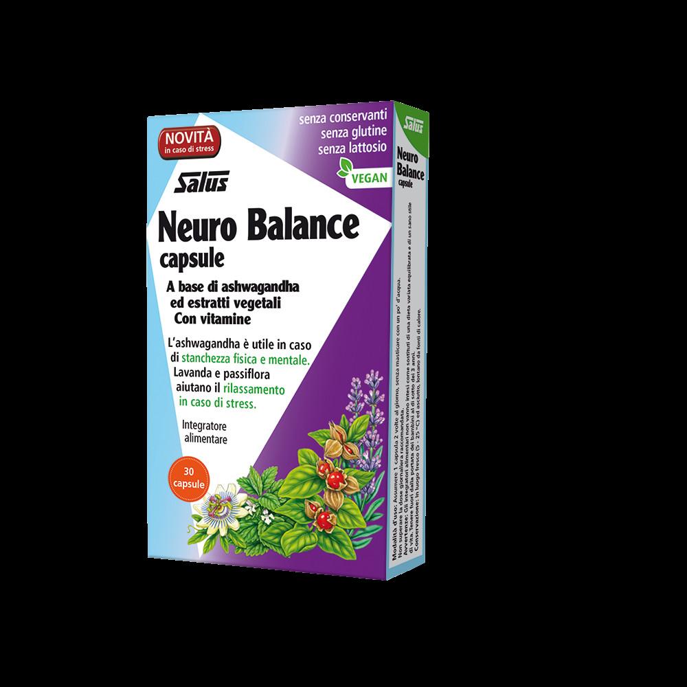 Neuro Balance Capsule Integratori alimentari Salus
