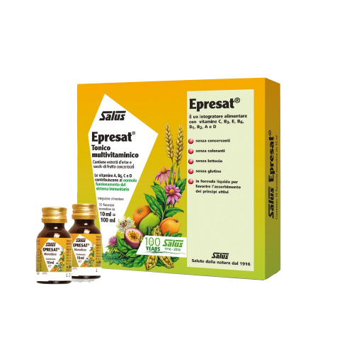 Epresat® Flaconcini Monodose Integratori alimentari Salus