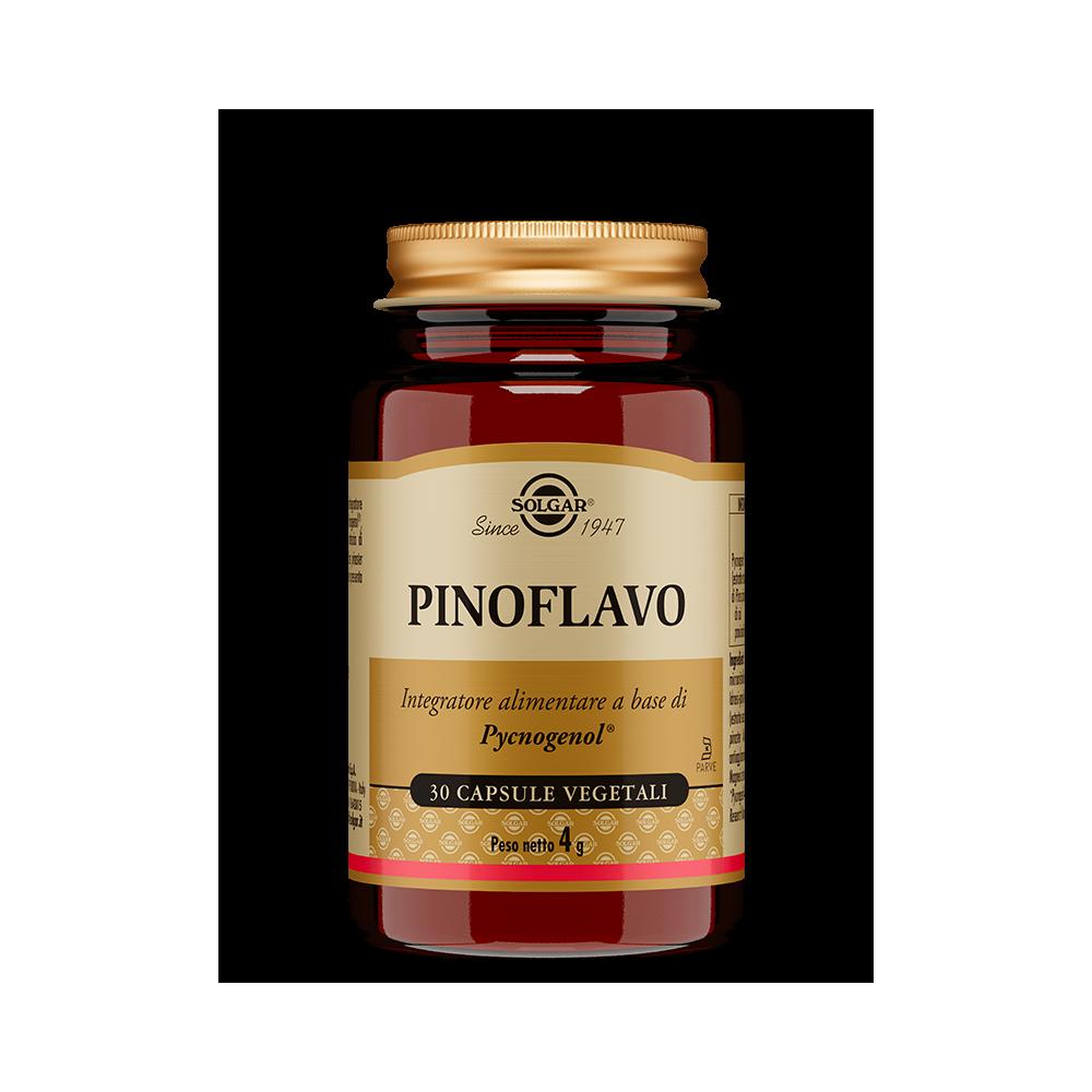 Pinoflavo Integratori alimentari Solgar