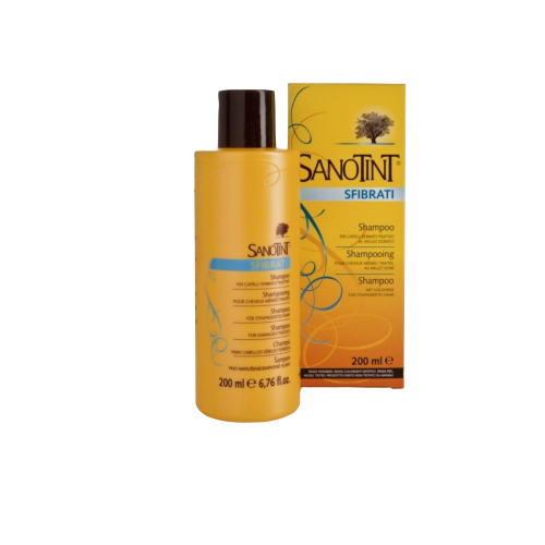 Shampoo Capelli Sfibrati Shampoo Sanotint