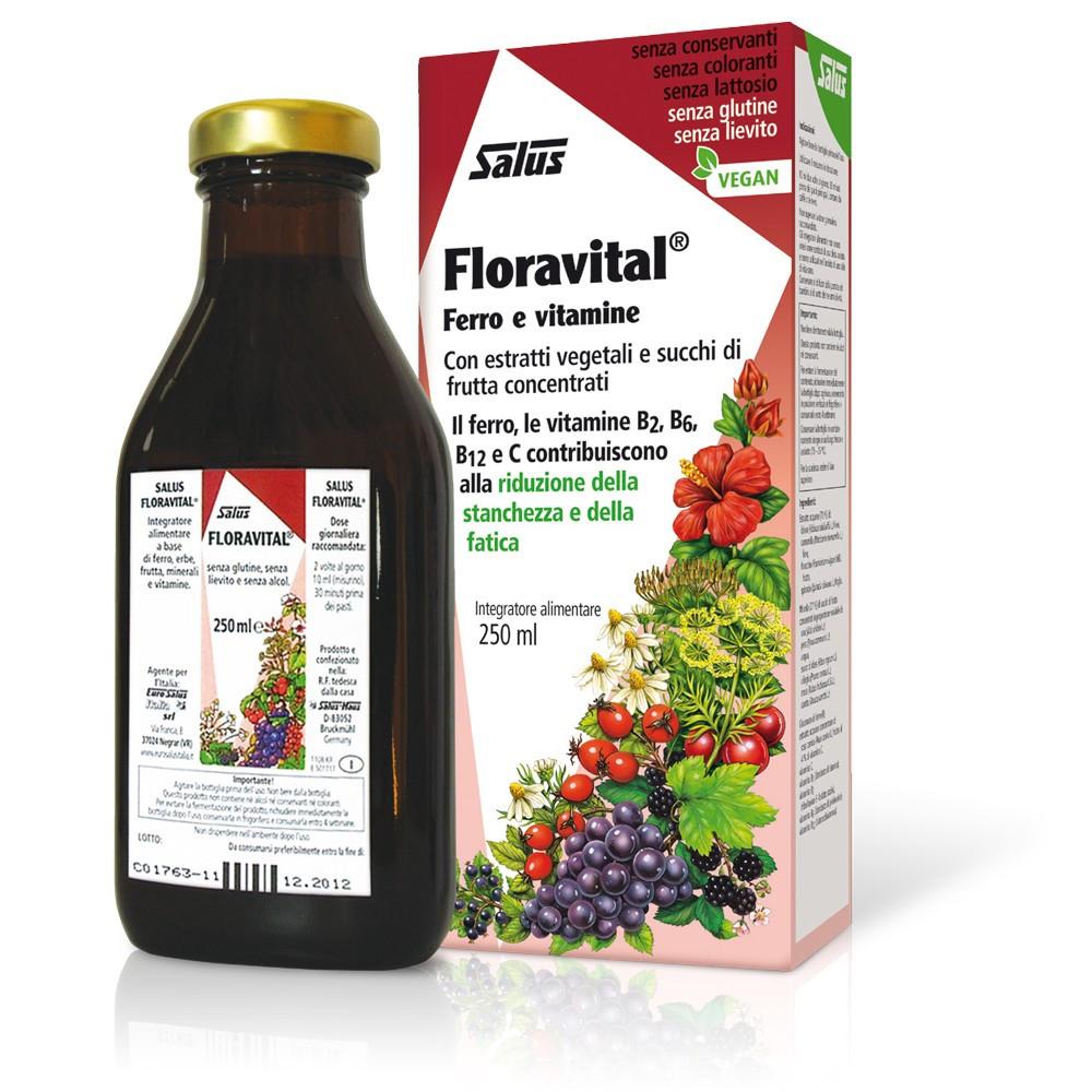 Floravital® Integratori alimentari Salus
