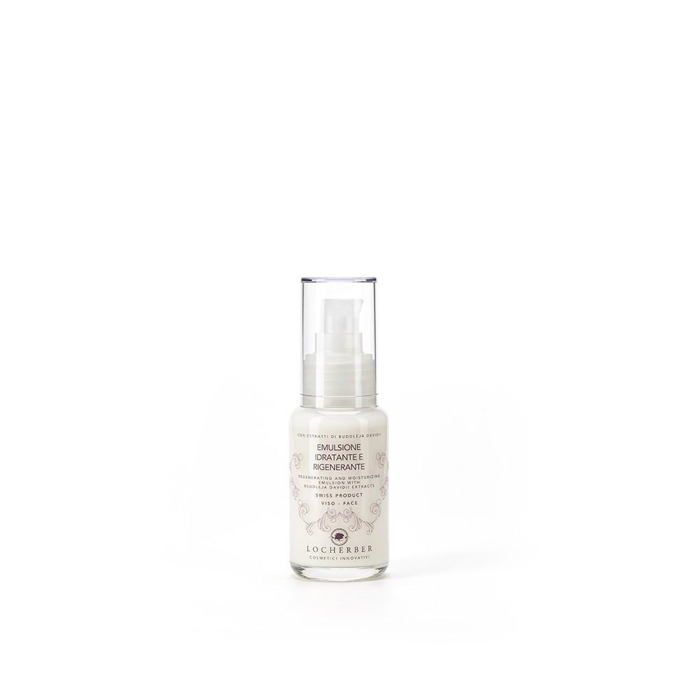 Emulsione Idratante e Rigenerante Sieri e booster Locherber