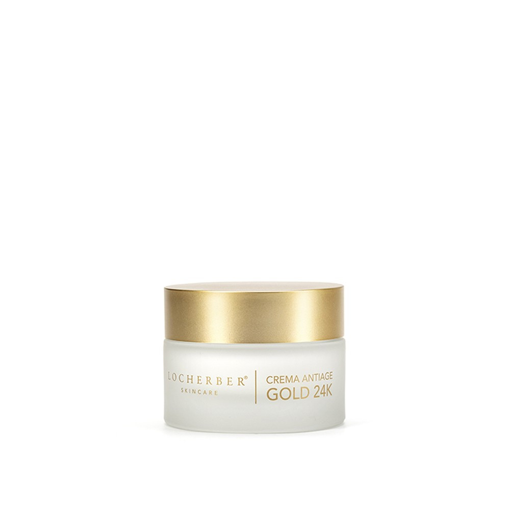 Crema Antiage Gold 24K Creme giorno Locherber