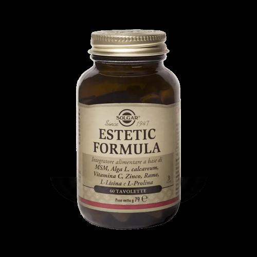 Estetic Formula Integratori alimentari Solgar