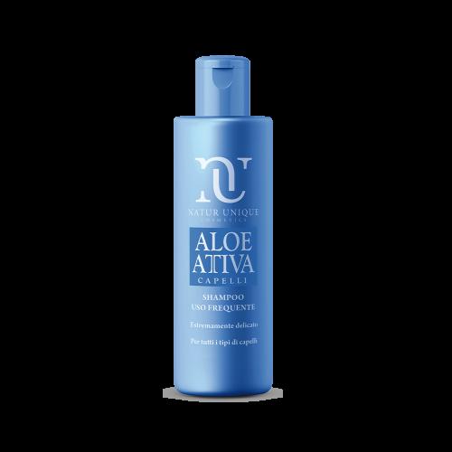 Shampoo Uso Frequente Aloe Attiva Shampoo Natur Unique