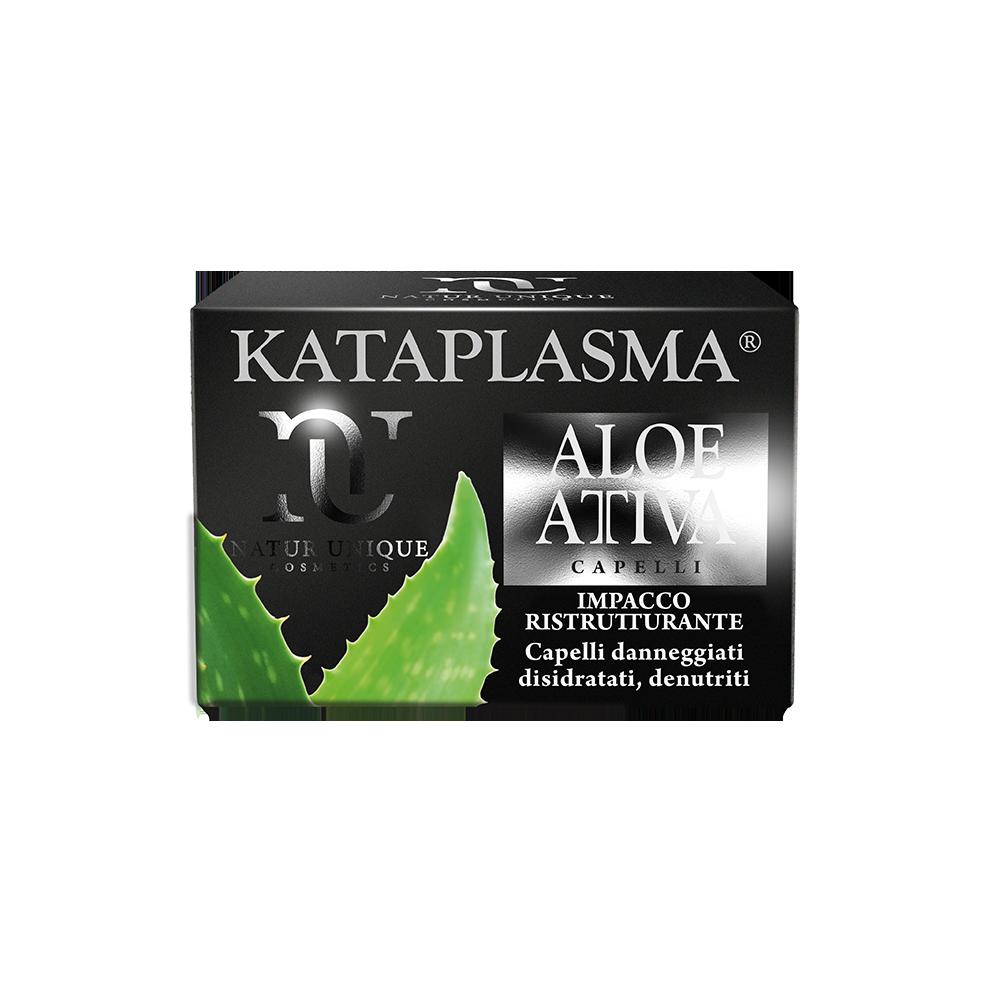 Kataplasma Impacco Capelli Ristrutturante Maschere capelli Natur Unique