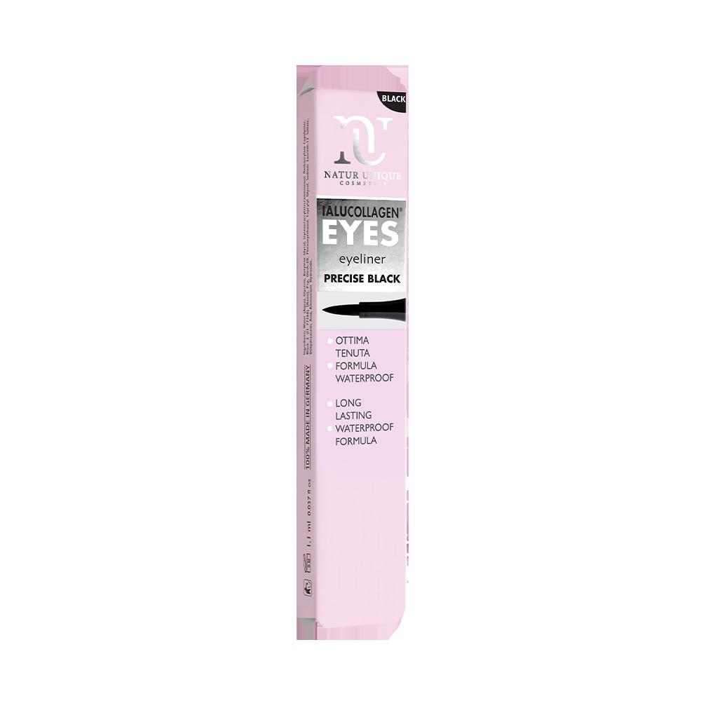 Eyeliner Precise Black Ialucollagen Eyes Eyeliner e matite Natur Unique
