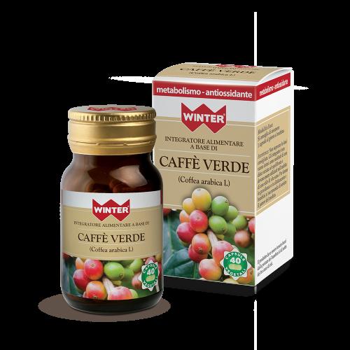 Caffé Verde Antiossidanti e antiradicali liberi Winter