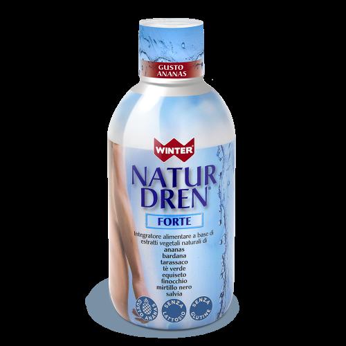 Natur Dren Forte Gusto Ananas Drenaggio liquidi corporei Winter