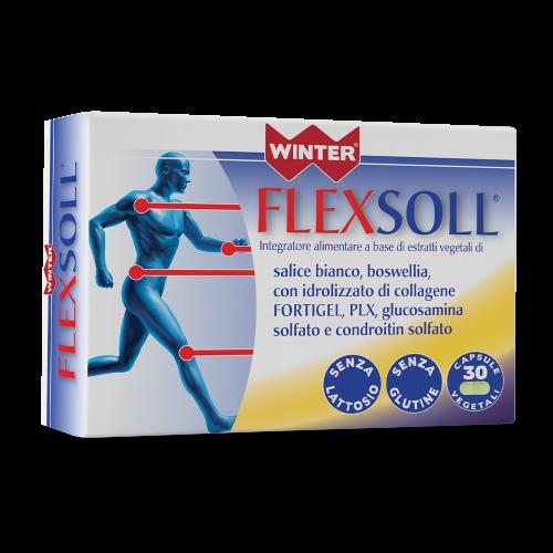 Flexsoll Dolore e articolazioni Winter