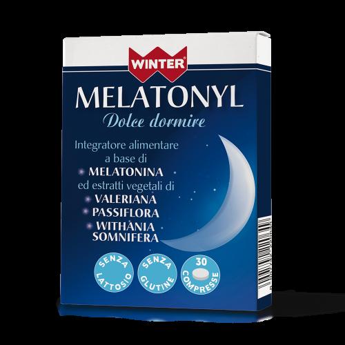 Melatonyl Dolce Dormire 30 cpr