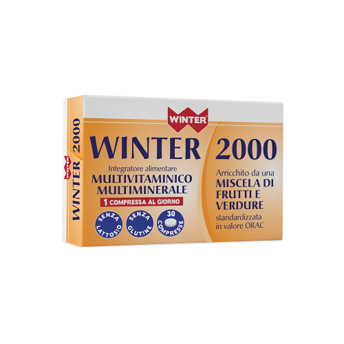 Winter 2000 Multivitaminici e Minerali Winter