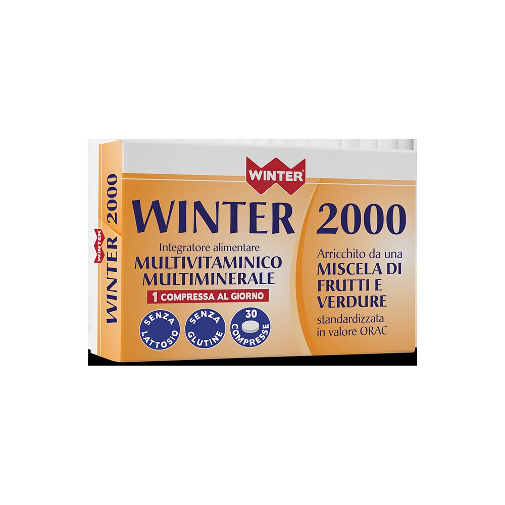 Winter 2000 Multivitaminici e Minerali Winter
