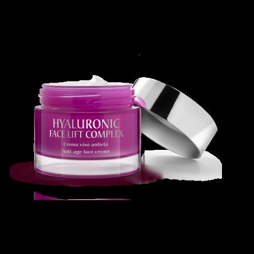 Hyaluronic Face Lift Crema viso antietà SPF 10 Creme giorno Winter