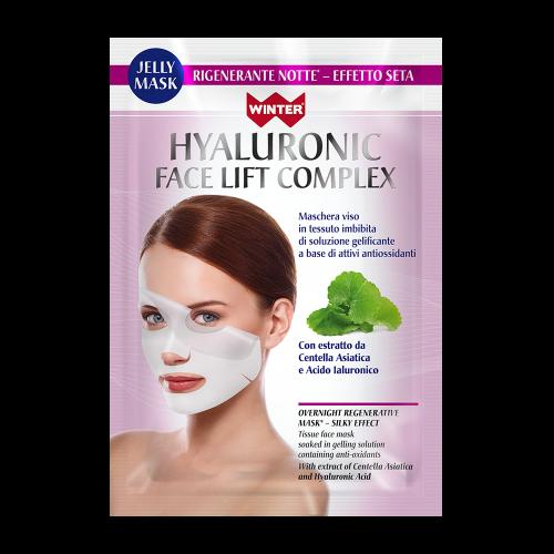 Jelly Mask Rigenerante Notte - Effetto Seta Maschere e patch per il viso Winter