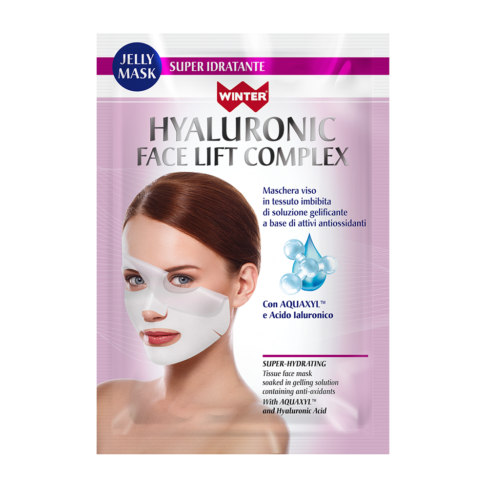 Jelly Mask Super Idratante Maschere e patch per il viso Winter