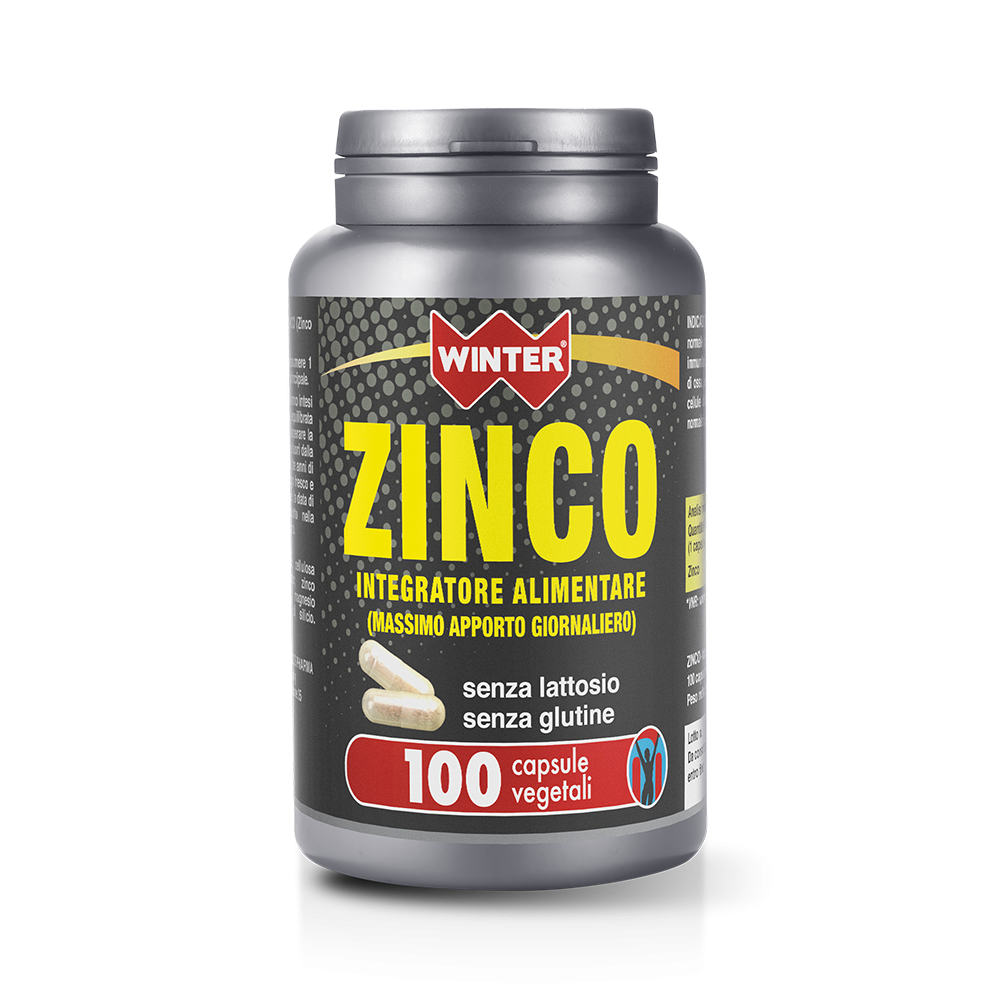 Zinco Multivitaminici e Minerali Winter