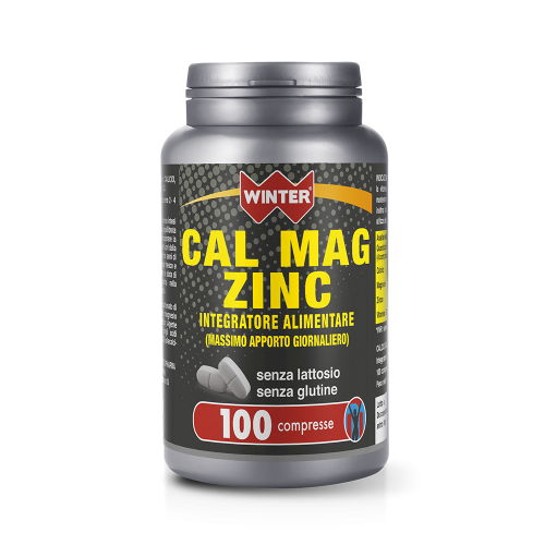 Calcio Magnesio Zinco Multivitaminici e Minerali Winter